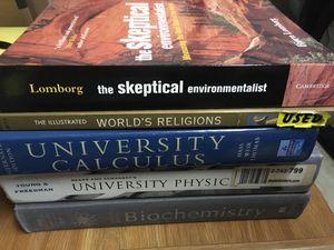 Textbooks & MCAT Prep Books for Sale in San Leandro, CA