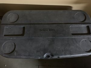 Hard plastic storage container for Sale in Londonderry, NH