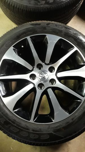 """17"""" ACURA TLX HONDA ACCORD WHEELS RIMS 95% TIRES for Sale in Torrance, CA"""