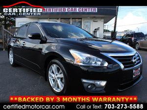 2014 Nissan Altima for Sale in Fairfax, VA