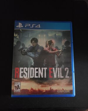 Resident evil 2 and kingdom hearts 3 for Sale in Las Vegas, NV