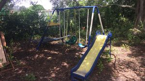 Swing set for Sale in Spring Hill, FL
