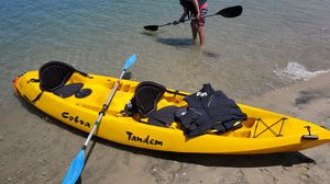 Cobra tandem kayak for Sale in Riverside, CA