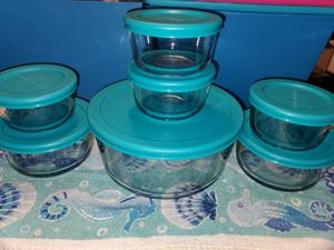 ANCHOR True Fit Glassware 14-piece set OBO for Sale in Fort Lauderdale, FL