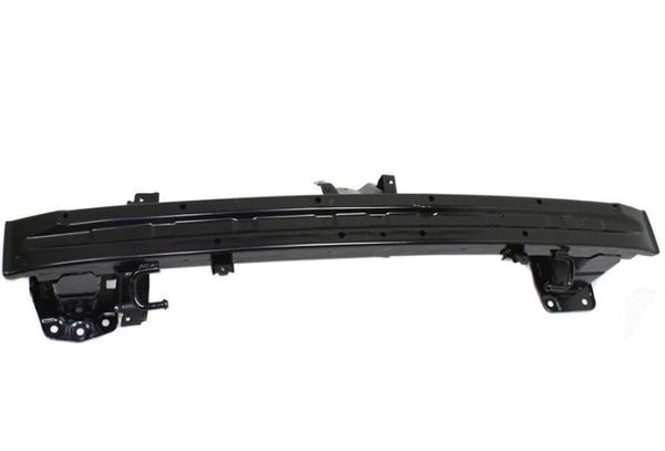 Mitsubishi Lancer front bumper reinforcement with turbo