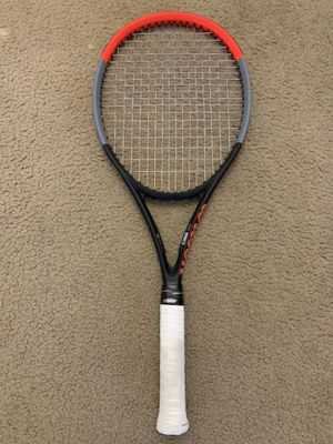 Wilson Clash 100 Tennis Racket for Sale in Chicago, IL