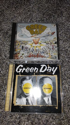 2 Green Day CDs for Sale in Henderson, NV