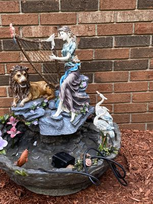 Very beautiful gorgeous patio large Fountain for Sale in Troy, MI