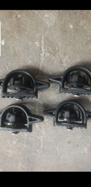 Toyota Tacoma bed rail cleats for Sale in Tampa, FL