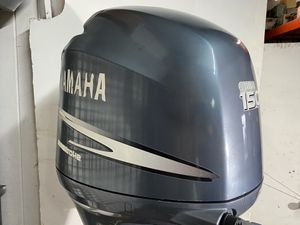 Yamaha 150 hp four stroke outboard motor for Sale in Hollywood, FL