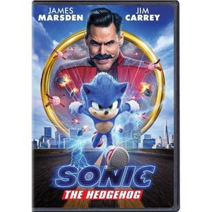 Sonic The Hedgehog DVD 2020 for Sale in Garfield, NJ