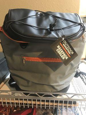 Outdoor adventure backpack cooler for Sale in Wildomar, CA