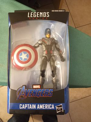 Captain america marvel, legend series for Sale in San Diego, CA