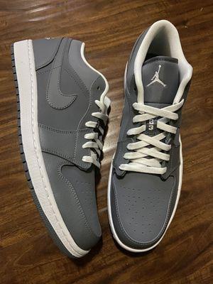 """Jordan 1 Retro Low """"Cool Grey"""". Size 14. Deadstock for Sale in Austin, TX"""