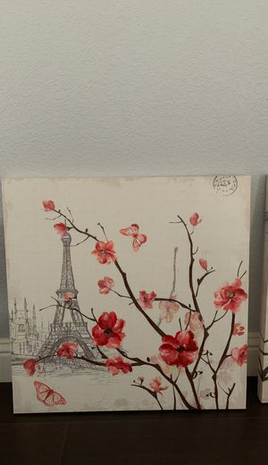 Paris Cherry Blossom Frames for Sale in Fresno, CA