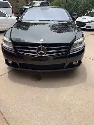 2008 Mercedes Benz V12 CL 600 series for Sale in Payson, AZ