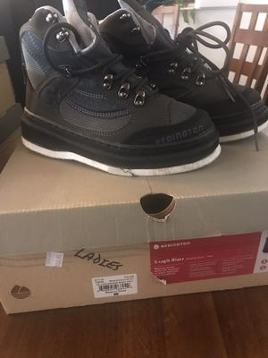 Used, Redington wading boots for Sale for sale  Weaverville, CA