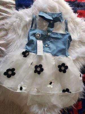 Little Girls Flower Dress for Sale in Douglasville, GA