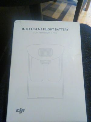 Intelligent Flight Battery for Phantom 4 Pro Drone for Sale in Philadelphia, PA