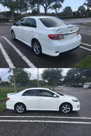2O12 Corolla S Price$12OO for Sale in Miami, FL