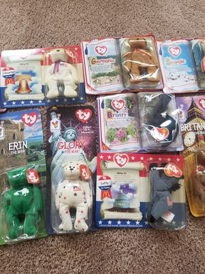 Beanie babies for Sale in Altoona, IA