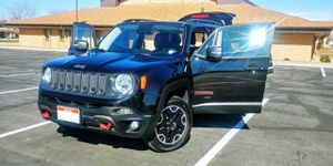 Jeep Renegade Trailhawk 2016 4x4 SUV for Sale in Spanish Fork, UT