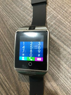Brand new HD screen smartwatch with camera works with android or iphone unlocked touchscreen for Sale in Sunrise, FL