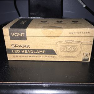 VONT(SPARK) LED HEADLIGHTS for Sale in Canyon Country, CA
