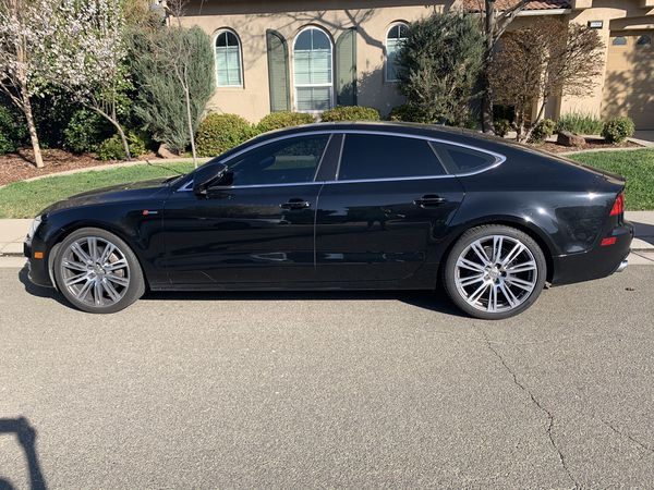 2013 Audi A7 Supercharged