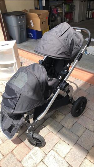 Baby Jogger City Select Double Stroller for Sale in Jupiter, FL