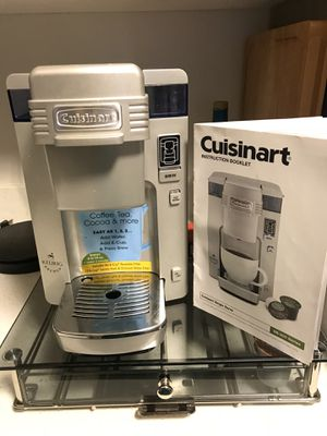 Cuisinart Keurig coffee maker with drawer for K cups for Sale in Salt Lake City, UT