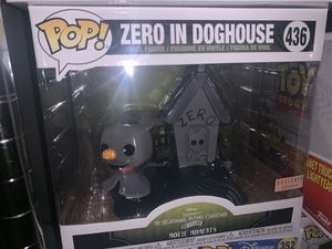 Disney funko Nightmare before Christmas pop exclusive mint condition for Sale in Bell, CA