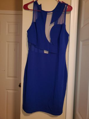 Fashion Nova Blue Dress XL for Sale in Flowery Branch, GA