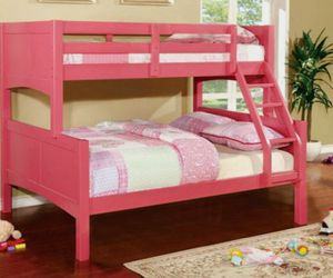 Bunk Beds Twin Over Full - $42/month for Sale in Littleton, CO
