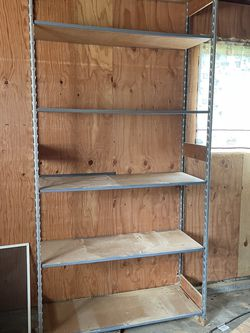 (PENDING) 2 FREE Garage Storage Shelving Units for Sale in Kirkland,  WA