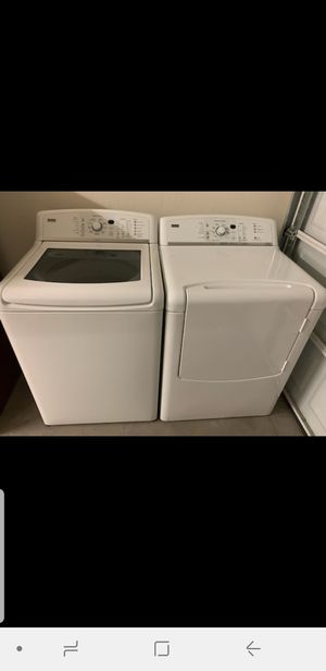 Kenmore washer dryer electric 30 day warranty free delivery for Sale in Laveen Village, AZ
