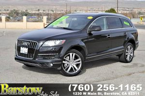2011 Audi Q7 for Sale in Barstow, CA