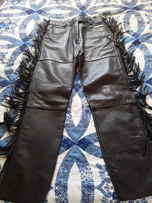 Womens Harley Davidson Leather Pants for Sale in Lancaster, CA
