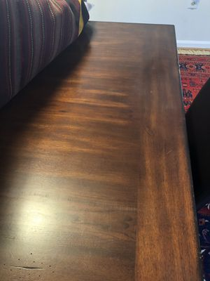 Dining table with 6 chairs for Sale in Lake Ridge, VA