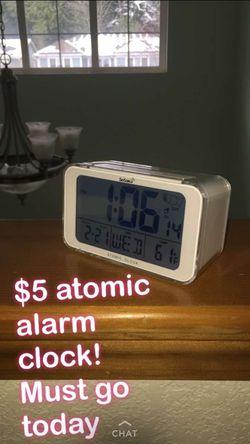 Atomic Alarm Clock for Sale in Olympia,  WA