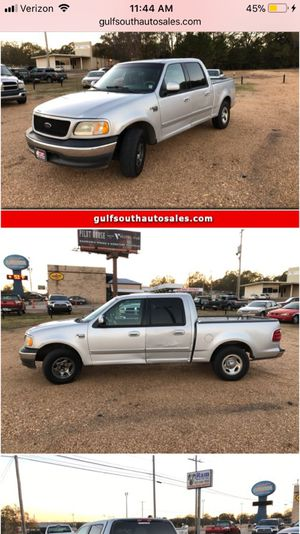2001 Ford F-150 for Sale in Natchez, MS