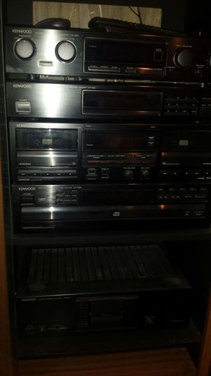 Kenwood rack stereo system. for Sale in Los Angeles, CA