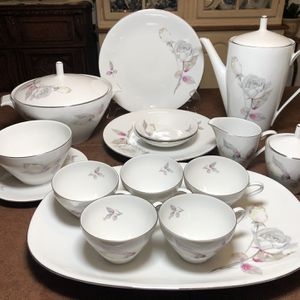 Vintage Bavaria China 15 Pieces for Sale in Tacoma, WA