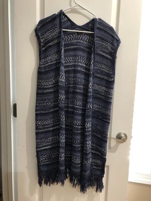 Ladies long sweater for Sale in Thomasville, NC