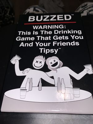 BUZZED Drinking Game for Sale in Louisville, KY