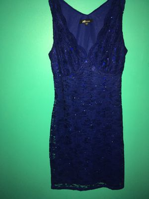 Blue dress $20 for Sale in Wood Dale, IL