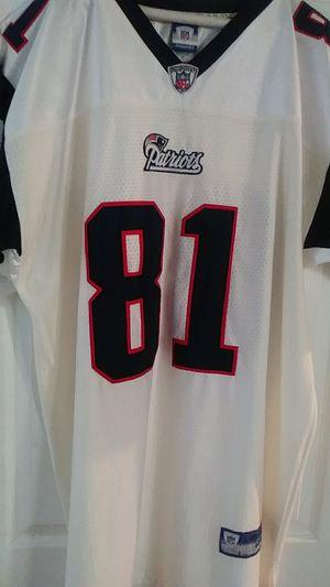 Randy Moss NE Patriots Jersey for Sale in Atlanta, GA