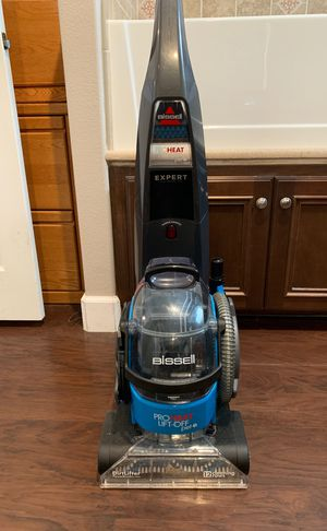 Bissell ProHeat Lift Off pet carpet cleaner for Sale in Riverside, CA