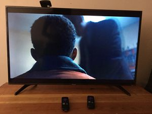 BRAND NEW 40' HISENSE ROKU TV for Sale in Vancouver, WA