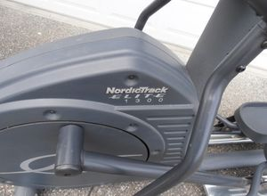 NordicTrack Elliptical + Free Work Bench for Sale in Oak Park, CA